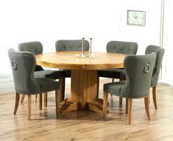 wonderful round table that seats 8 oak round dining table and chairs dining table round oak