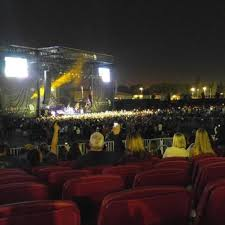 Five Points Irvine Seating Chart 1 Young The Giant The Irvine Born Band Headlining The