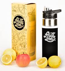 best fruit infuser water bottle uk