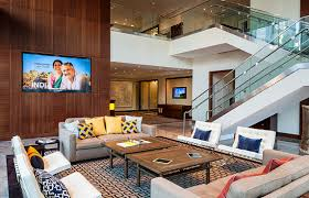 Modern Contemporary Living Room Gorgeous Interior Architectural Design Amaza Design
