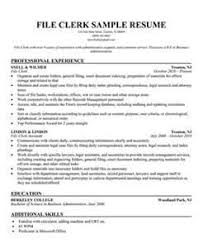 Medical records clerk cover letter happytom co Breakupus Inspiring Simple Accounting Amp Finance Resume Examples Livecareer With Fair Create My Resume With Comely