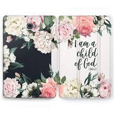 Wild Child Floral Design Amazon Com Wonder Wild Child Of God Samsung Galaxy Tab S4