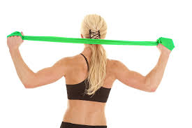 SUPER EXERCISE BAND® 7 ft. Latex Free Resistance Bands set of 3 ...