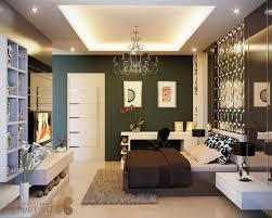 Brown Wooden Bed Solid Wood Laminate Flooring Modern Mansion Master