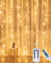Waterfall Fairy Lights Uk Kolpop 300led Curtain Fairy Lights 3mx3m Usb Plug In Waterfall Window Curtain String Lights With 8 Modes Remote Timer Waterproof Hangingtwinkle