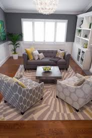 Lovely Living Room Rug Ideas And Area Rug Tips Hgtv  FpudiningLiving Room Area Rug Size