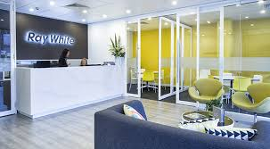 Ray White Office Fit Out Burwood ICON Interiors Client Project Interesting Real Estate Office Interior Design