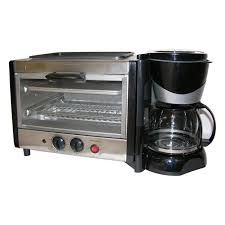 Full automatic industrial and shop coffee roasters. 4 In 1 Breakfast Maker Toaster Oven Coffee Maker Overstock 3103065