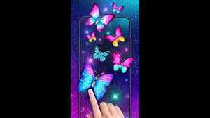 Beautiful galaxy butterfly wallpaper ...
