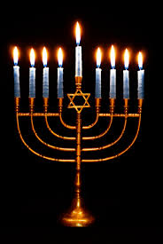 to all my followers that celebrates hanukkah evening december 16 to evening december 24