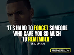 Chris Brown Quotes Interesting 48 Inspirational Chris Brown Quotes Wealthy Gorilla