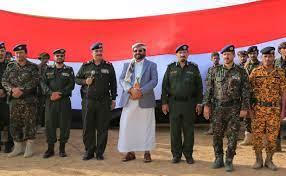 وزير الداخلية ومحافظ مأرب يشهدان حفل تخرج دفعة جديدة من قوات الأمن الخاصة