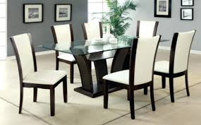 dining room sets 6 chairs dining room chairs set of 6 delightful design dining room chairs set of 6 pretty chair glass dining table set dining room chair