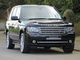 2014 63 Range Rover 5 0 Autobiography Mariana Black Range Rover Range Rover Supercharged Suv Comparison