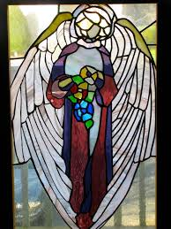 Stained Glass Angel Patterns