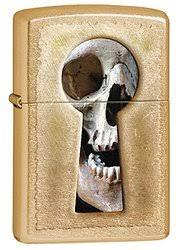 Купить <b>Зажигалка ZIPPO</b> 28540 <b>Keyhole</b> Skull | Интернет магазин ...