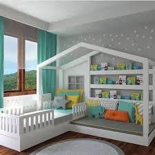 Cameretta dei bambini • 70 idee pratiche e moderne per creare la ...