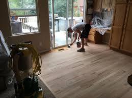 refinishing hardwood floors with polyurethane water based vs oil based