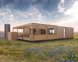 Off The Grid Prefab Homes Texas Modular Home Will Run On Rainwater And Sunshine Alone