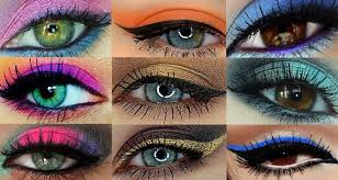 plementary colors pliment you the perfect eye shadow color