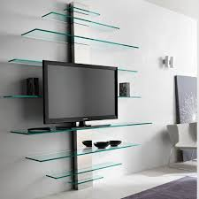 glass wall shelves online india