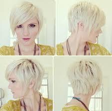 Skelly Himes World Jak Nechat Odrůst Pixiekrátké Vlasy