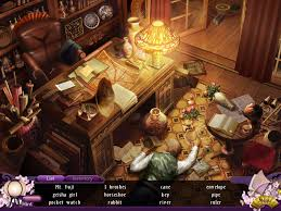 List of hidden object games, listed alphabetically with photos of the game's cover art when available. Hidden Object Games Without Stories