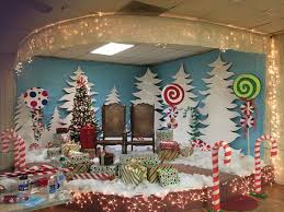 best christmas office decorations ideas