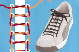 Shoelace Patterns Fascinating 48 Cool Ways To Tie Shoelaces
