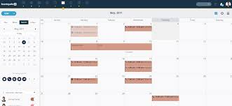 How To See List View In The Calendar Teamgate