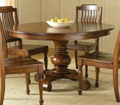 round wooden dining table creative of round wood kitchen table oak kitchen table sets square for