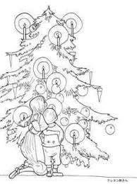 クリスマスぬりえ 大人の塗り絵ー無料新着ぬりえ
