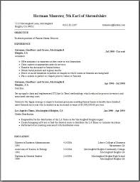 Resume Builder Templates Interesting Free Resume Builder Template Migrante