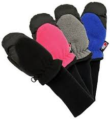 Details About Snowstoppers Waterproof Stay On Fleece Mittens For Ages 1 11
