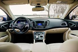 2018 chrysler 200 interior. wonderful 200 2018 chrysler 200 reviews specs and review  to chrysler interior r
