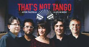 """""""That's Not <b>Tango</b>"""" Explores the Life and Music of <b>Astor Piazzolla</b> ..."""