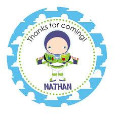 Toy Story Stickers Buzz Lightyear Tweetpaperie