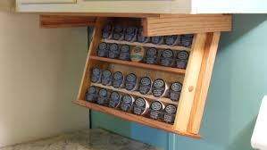 Coffee Cup Rack Under Cabinet K Cup Storage