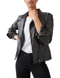 maria leather jacket