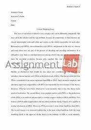 critical thinking essay topics examples essays on critical  critical thinking essay topics examples essays on critical thinking outline for critical thinking essay ayucar com