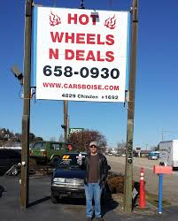 hot wheels n deals get e auto loan providers 4829 w chinden blvd garden city id phone number yelp