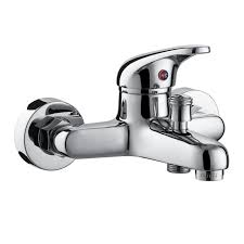 tub shower combination faucets
