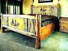 Cedar Bed Frame Queen Free Log Plans – salenowssh.co