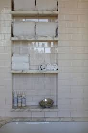 subway tile cubby with no bullnose bullnose tile marble53 marble