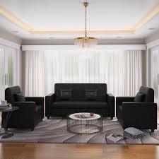 sofa set for sale near me. Wonderful Sofa Flipkart Perfect Homes Crete Leatherette 3  1 Black Sofa Set On For Sale Near Me U