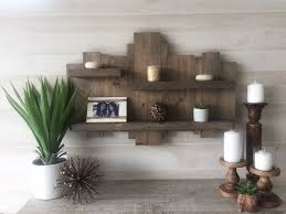Wall decor shelf Modern Shelves And Wall Hooks Ebay Rustic Wall Shelf Reclaimed Wood Wall Shelf Pallet Shelf Floating Shelf