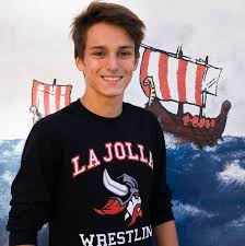 San Diego Community News Group - Native Briton LJHS wrestler Austin never  pours the milk first