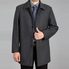 2018 whole high quality men s woolen coats fashion wool overcoat england style winter autumn cashmere peacoat casaco sobretudo masculino from avive