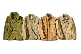 a guide to hunting down the ideal field jacket