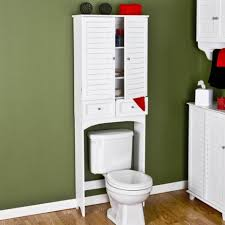 Over The John Storage Cabinet 4d Concepts Storage And Organization Over The Toilet Cabinet
